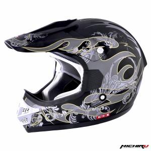 Шлем MICHIRU MC 130 Черный