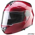 Шлем MICHIRU  MF 120(вишневый)