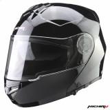 Шлем MICHIRU MF 120 (черный глянец)