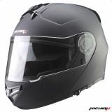 Шлем MICHIRU MF 120(черный матовый)